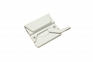 Left Hand EntryGard Sash Lock (Coppertone)